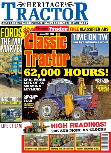 Classic Tractor and Heritage Tractor Bundle