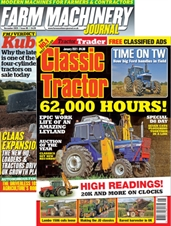 Classic Tractor and Farm Machinery Journal Bundle